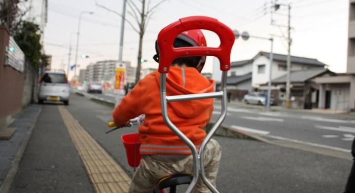 三輪車っていつから乗れるの?こげる月齢より前に購入した娘の場合!