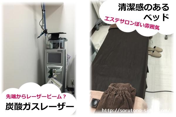 品川スキンクリニック表参道院-手術室