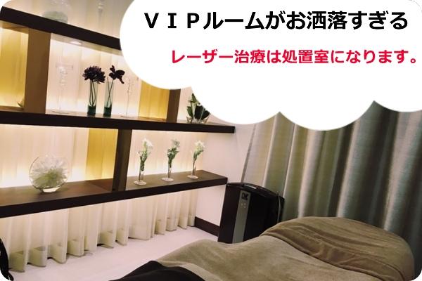 品川スキンクリニック表参道院-VIPルーム.